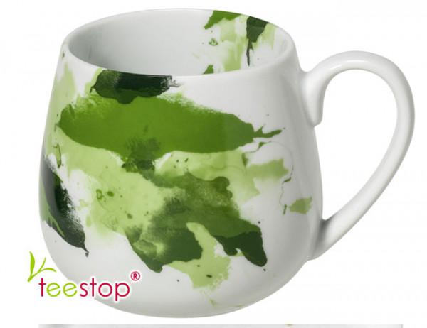 Becher Seeing Green aus Porzellan