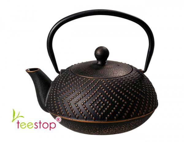 Japanische Tee Kanne aus Gusseisen Ningbo