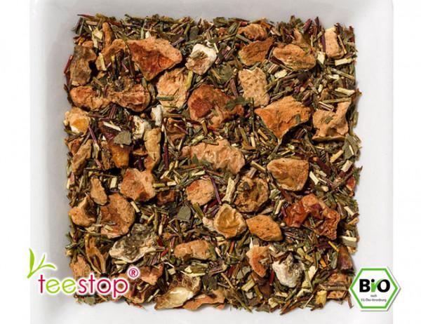 Bio Rooibos Tee Apfel Yuzu