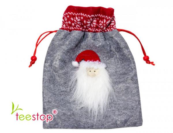 Geschenkbeutel Santa zum Befüllen