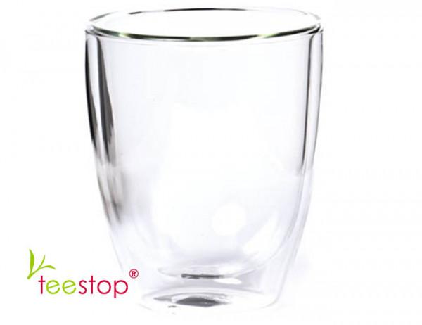 Shamila doppelwandiges Teeglas ohne Henkel