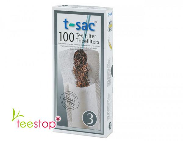 Teefilter Größe 3 - t-sac