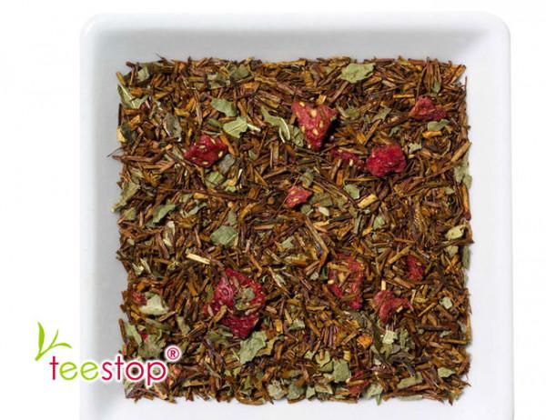Rooibusch Tee Erdbeer Sahne