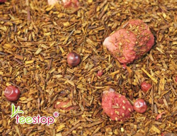 Rooibusch Erdbeer - Pfeffer