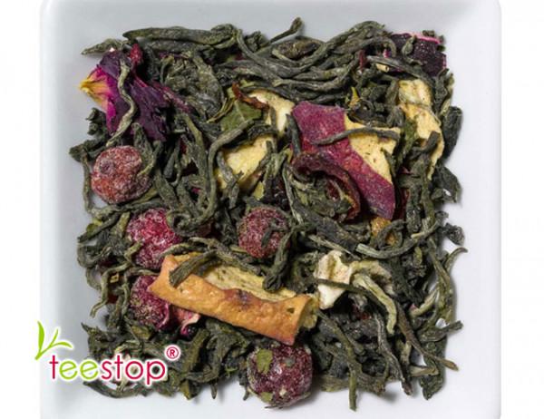 Weißer Tee Tropenglut