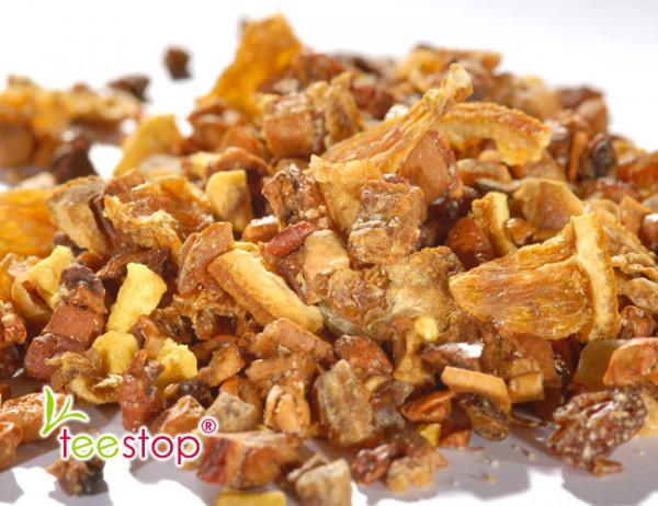 Früchtetee Apfel-Birnengarten ® Ingwer Fresh Mandarine