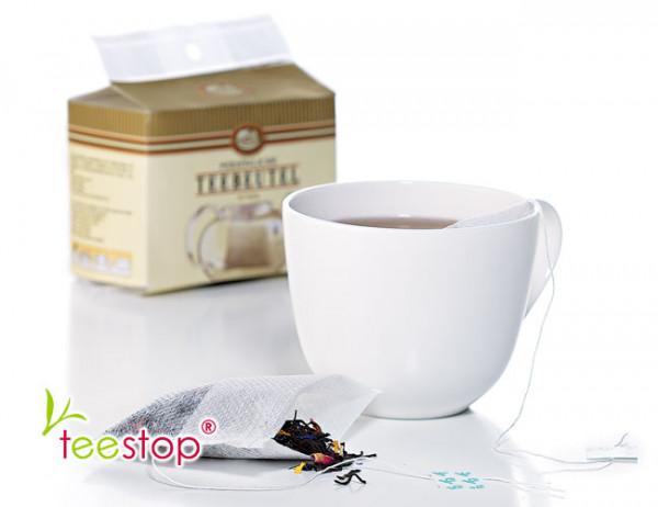 Teefilter jap. persönlicher Teebeutel zum selbst befüllen