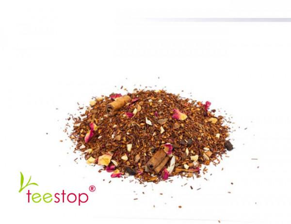 Wintertee Rotbusch Tee Zimtsterne
