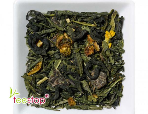 Grüntee Traumtänzer-  Premium Tee mit Weißem Tee verfeinert