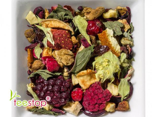 Früchtetee Früchteglück - ohne Aromazusatz