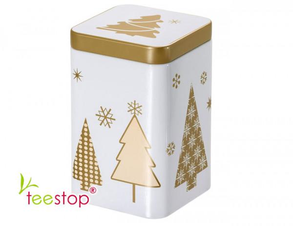 Weihnachtsdose Gloria mit Steckdeckel 100g