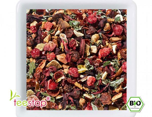 Bio Früchtetee Rote Früchte - auch als Eistee lecker