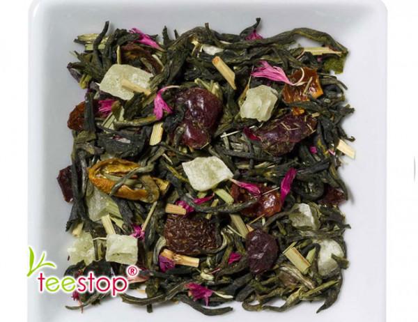 Weißer Tee Beerenauslese mit Cranberry Note