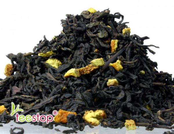 China Pu Erh Tee ZItrone Orange