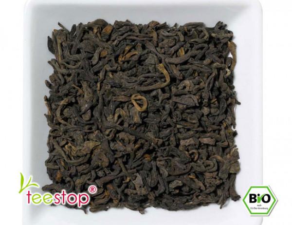 Bio China Yunnan Pu Erh Tee - in der 1 kg Sparpackung