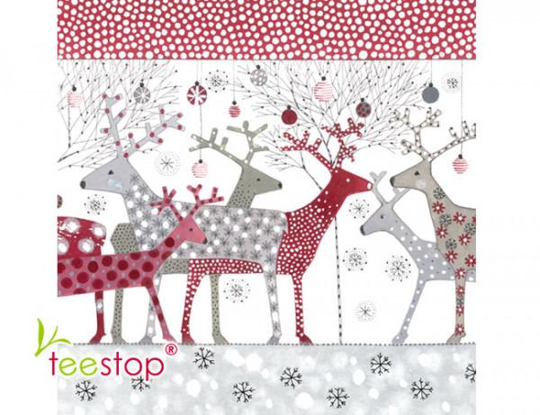 Servietten Scandic Christmas ppd
