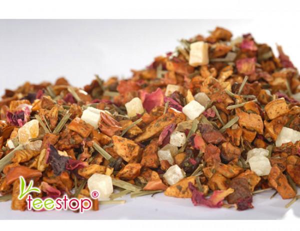 Früchtetee Apfeltraum iced tea Tropicana
