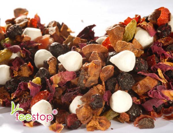 Früchtetee Birnengarten ® Heidelbeer Joghurt
