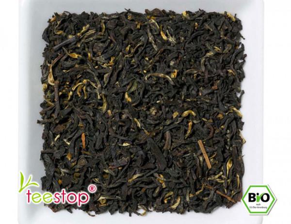 Bio Schwarztee Assam TGFOP1 Sewpur