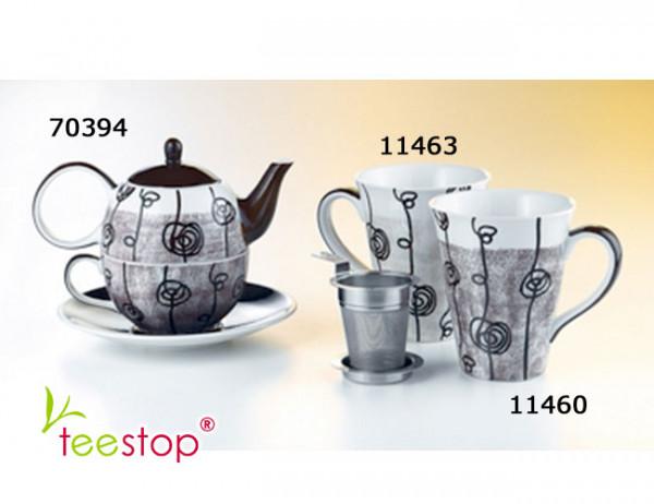 Tea for One Set Alessa aus Keramik von Cha Cult