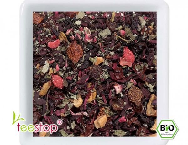 Bio Früchtetee Alte Liebe ( Erdbeer Himbeer)
