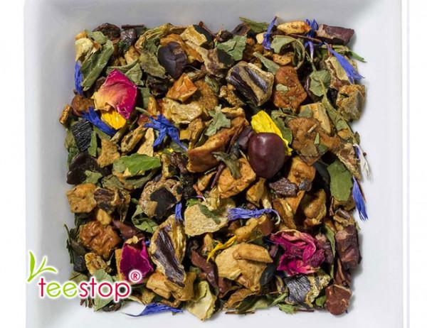 Claritea Fühl Dich glücklich - säurearmer Früchtetee (Schokolade - Vanille)