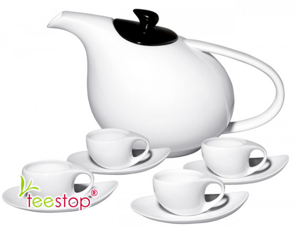 9 teiliges Tee - Set Speedy im modernen Design