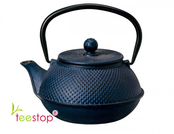 Japanische Tee Kanne aus Gusseisen Shantou