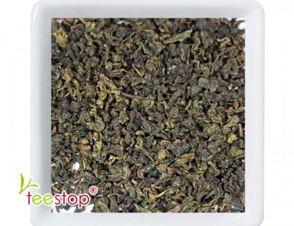 China Oolong - halbfermentierter Tee