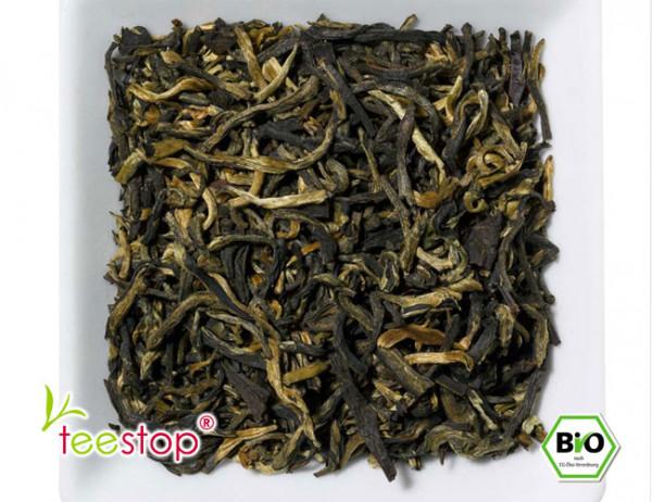 China Golden bLack Bio Tee